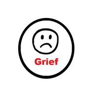 Grief Resources Graphic