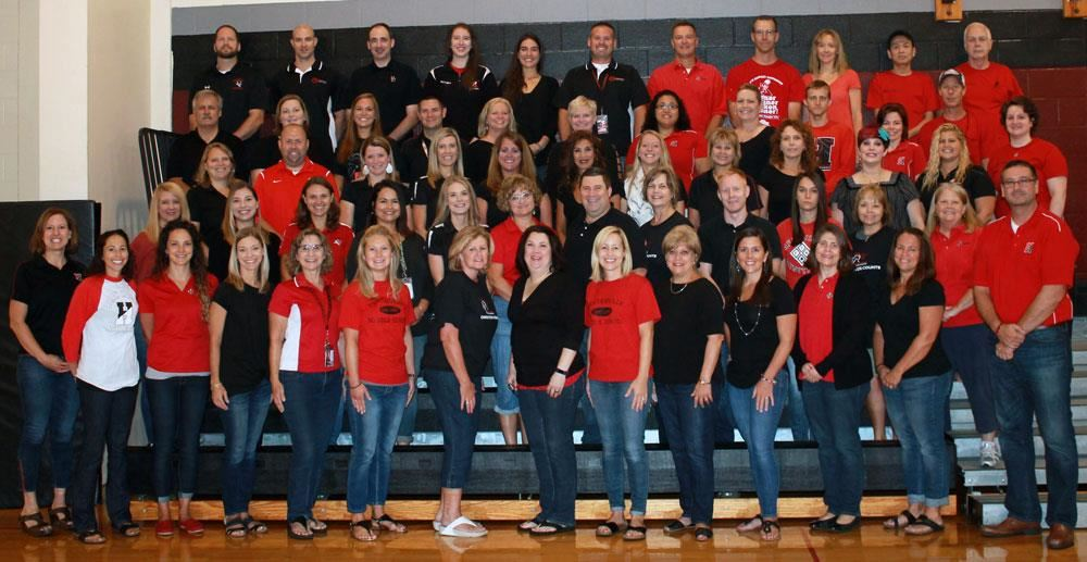 Centerville Middle School Staff