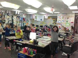 CES Third Grade Science Class