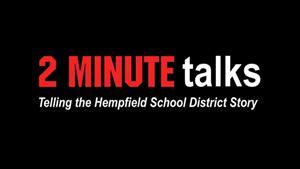 2-Minute Talk Logo
